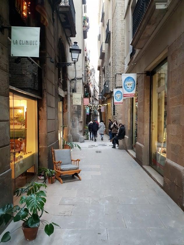 Barcelona nähtävyydet