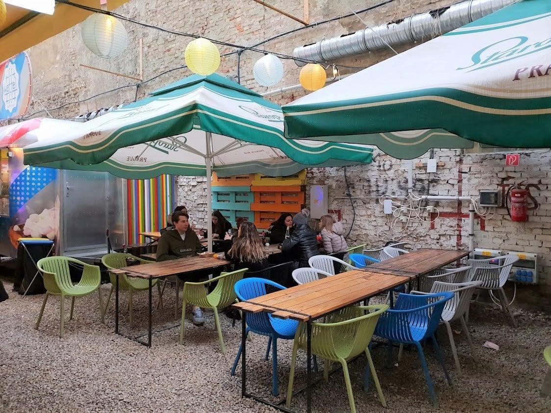 Budapest ravintola