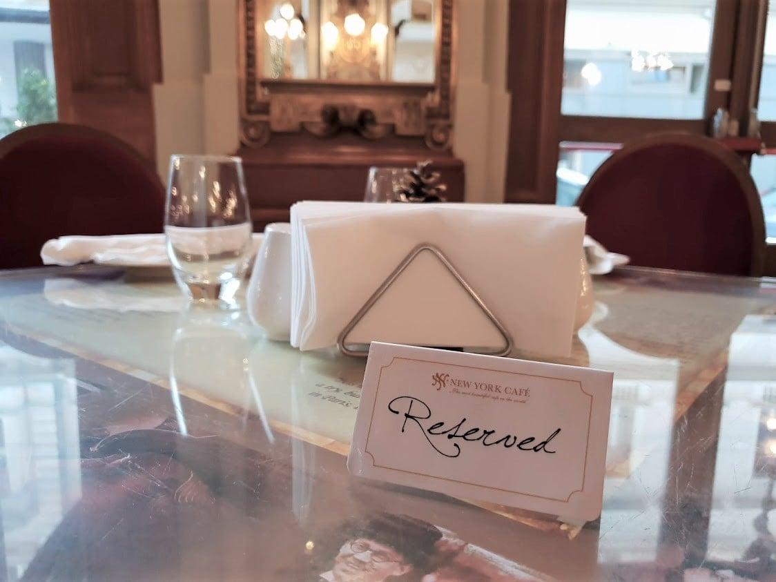 Budapest maailman kaunein kahvila