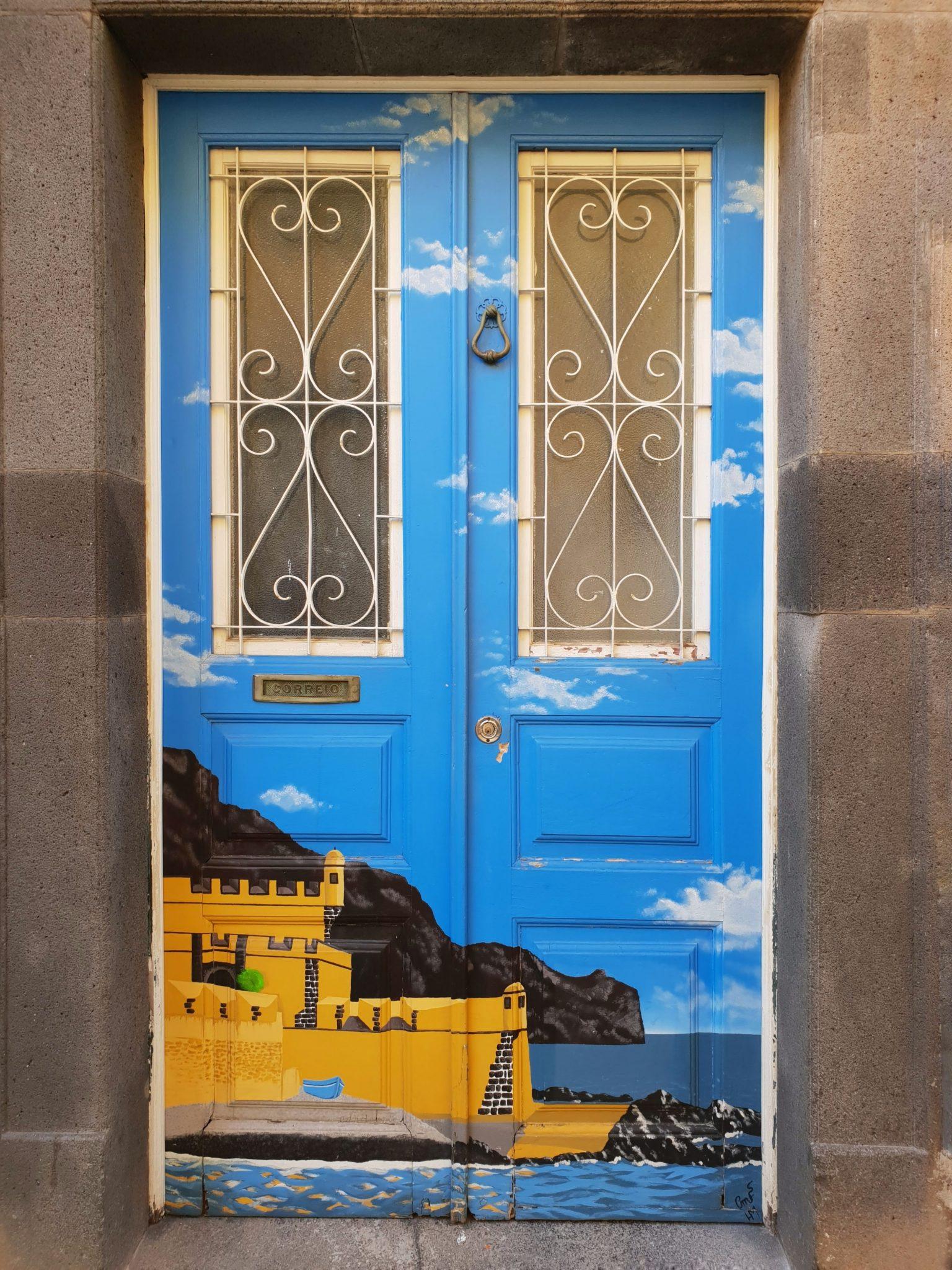 Madeira Funchal nähtävyydet
