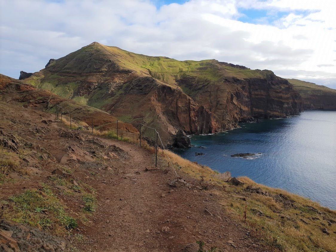 Madeira levadat patikointi kävely reitit vaellus
