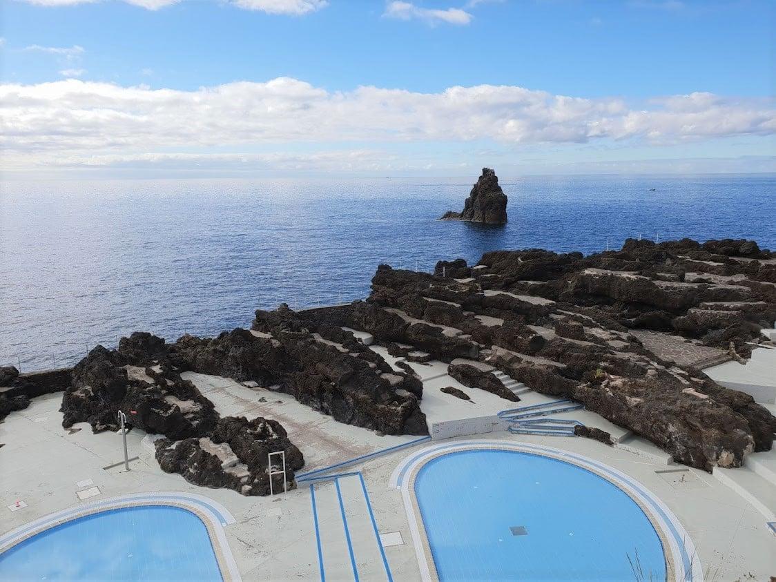 Madeira levadat patikointi kävely Camara do Lobos