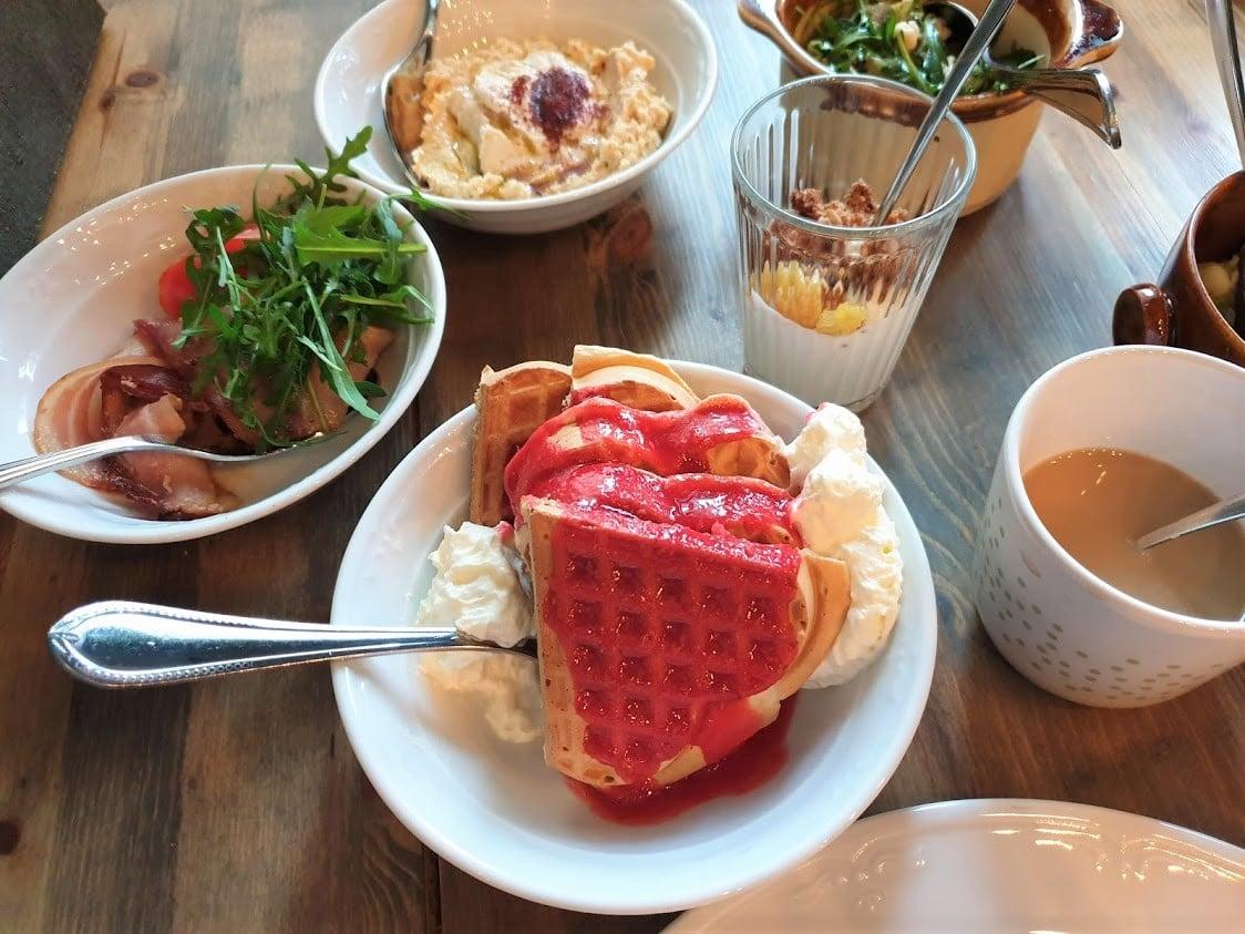 Miss Ada kahvila brunssi Tampere Ylöjärvi
