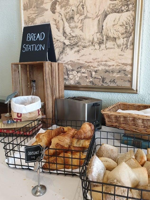 Tammer hotel superbreakfast aamiainen