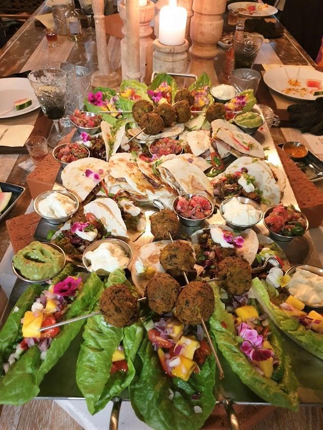 Ravintola Amarillo Helsinki The Table