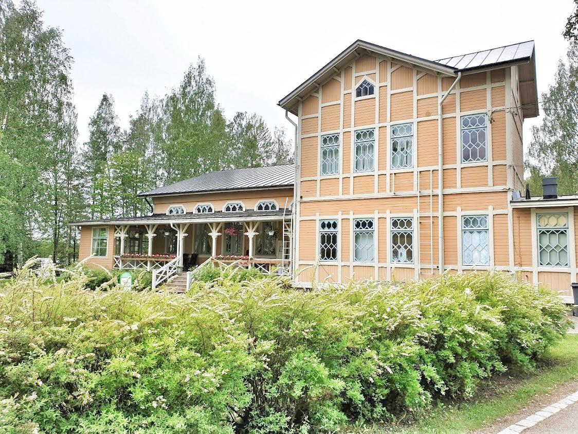 Viikinsaari ravintola