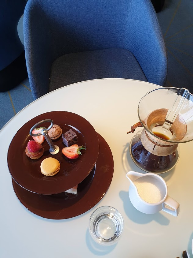 Viking Line Viking Grace ravintola kahvila chemex-kahvi