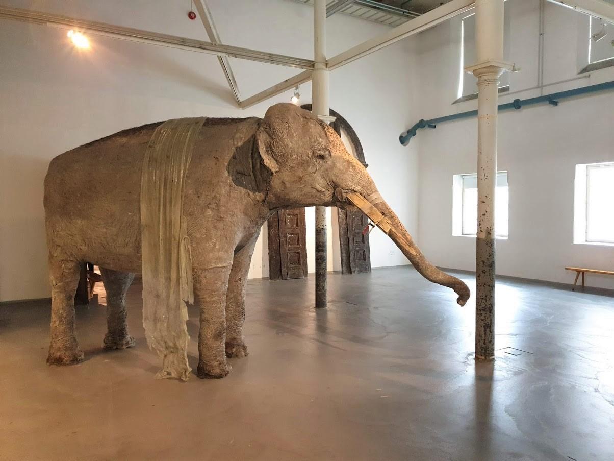 finlayson art area näyttely tampere