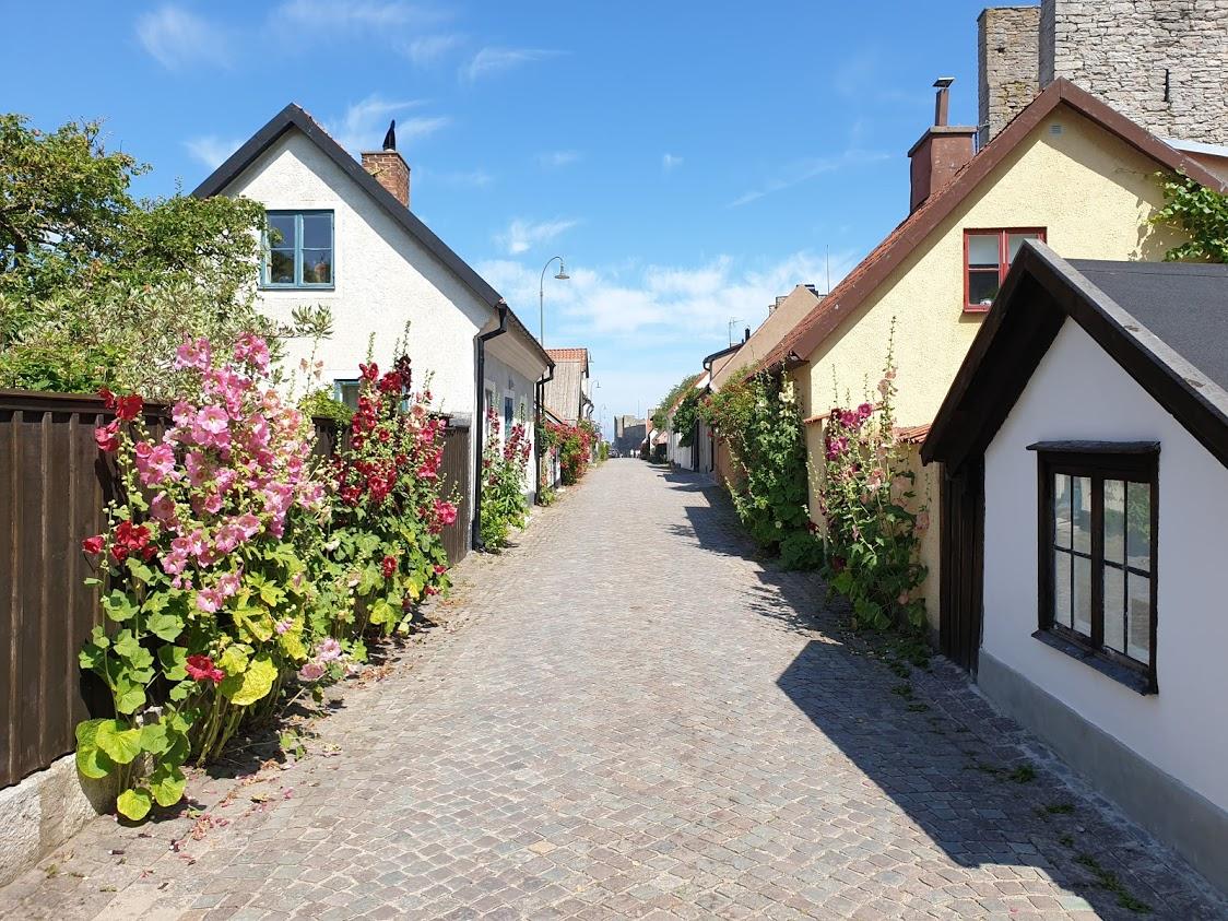 Visby Gotlanti nähtävyydet kokemuksia matkat ruusut