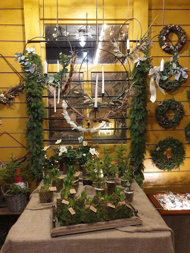 tallipiha tampere joulu joulukauppa joulutapahtuma joulukoriste