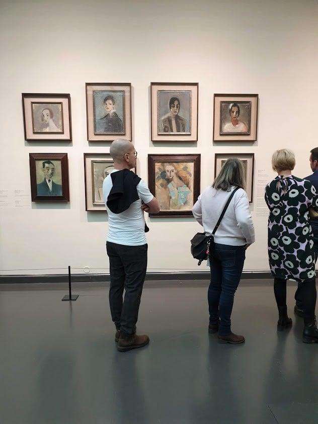 museokortti museo näyttely kohde