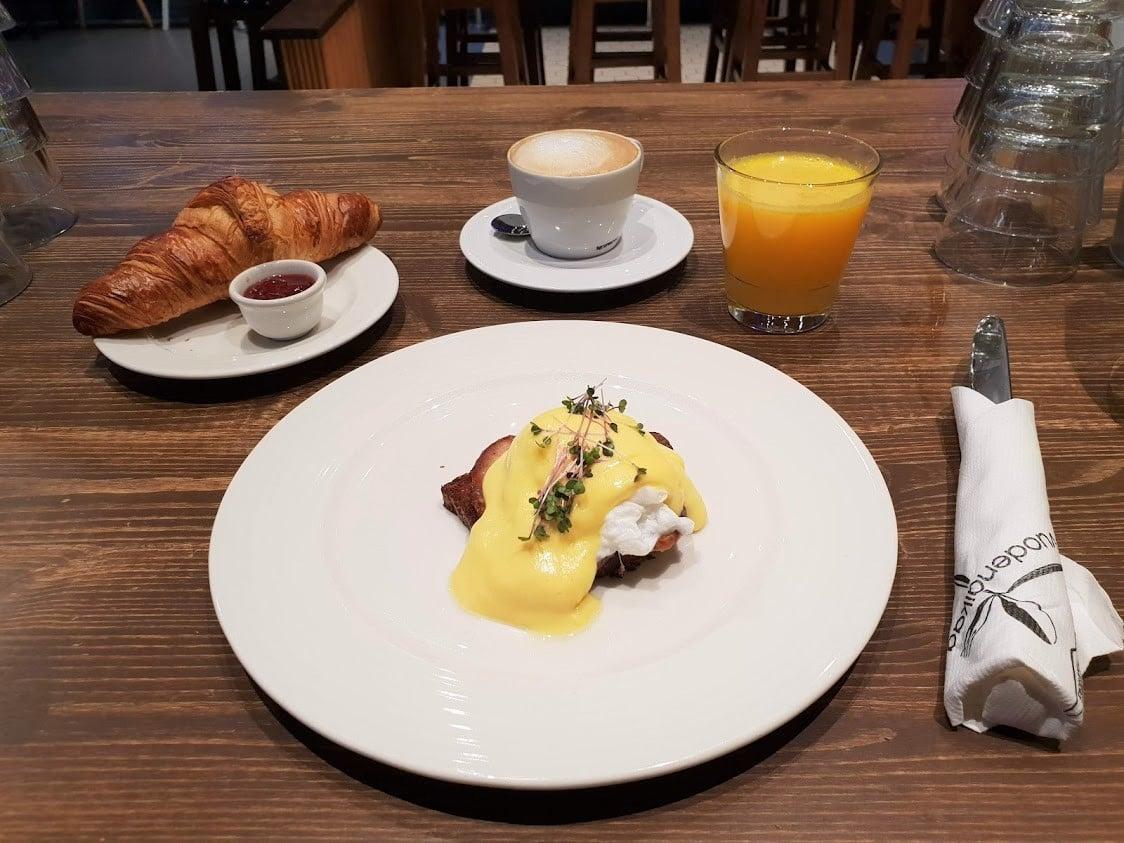 Tampere aamiainen aamupala kahvila 4vuodenaikaa kauppahalli
