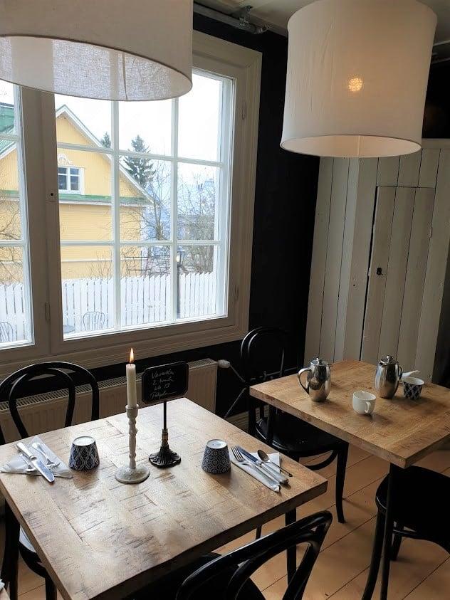 Tampere aamiainen aamupala kahvila Lillan