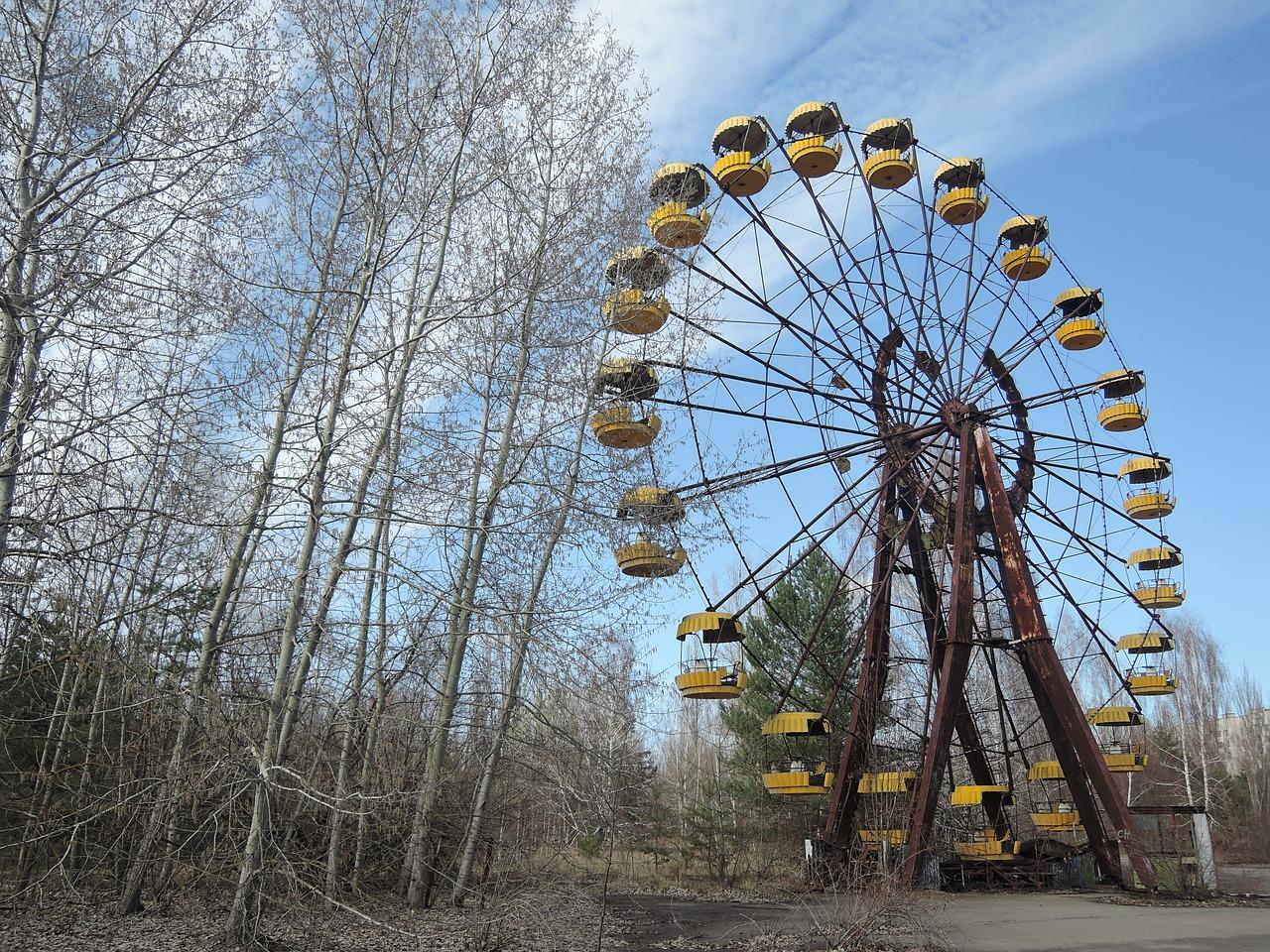 tsernobyl ukraina kiinalainen horoskooppi uusivuosi rotan vuosi