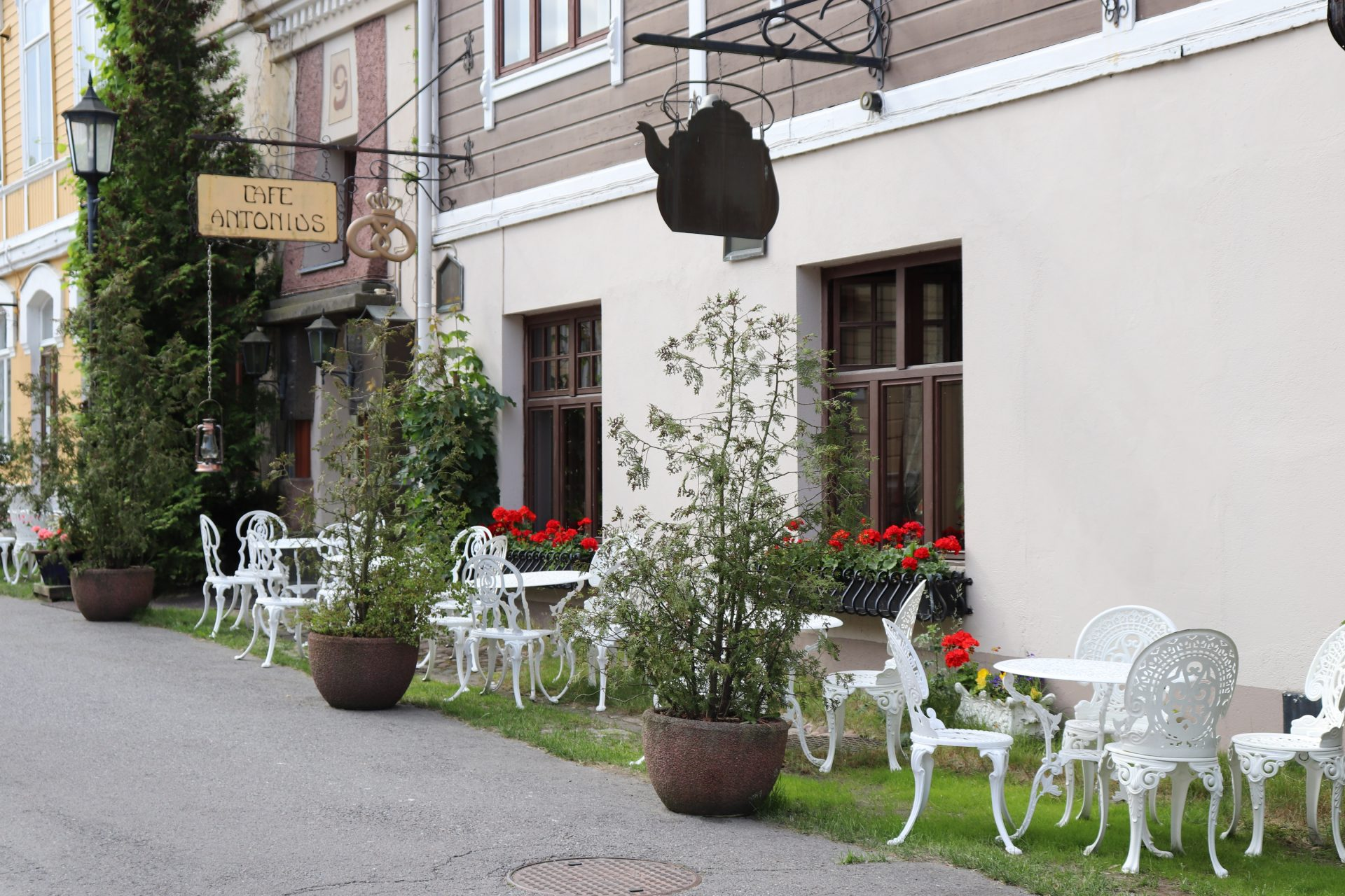 Naantali vanhakaupunki ravintola kahvila nähtävyydet