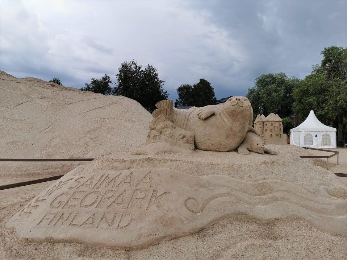 Lappeenranta hiekkalinna