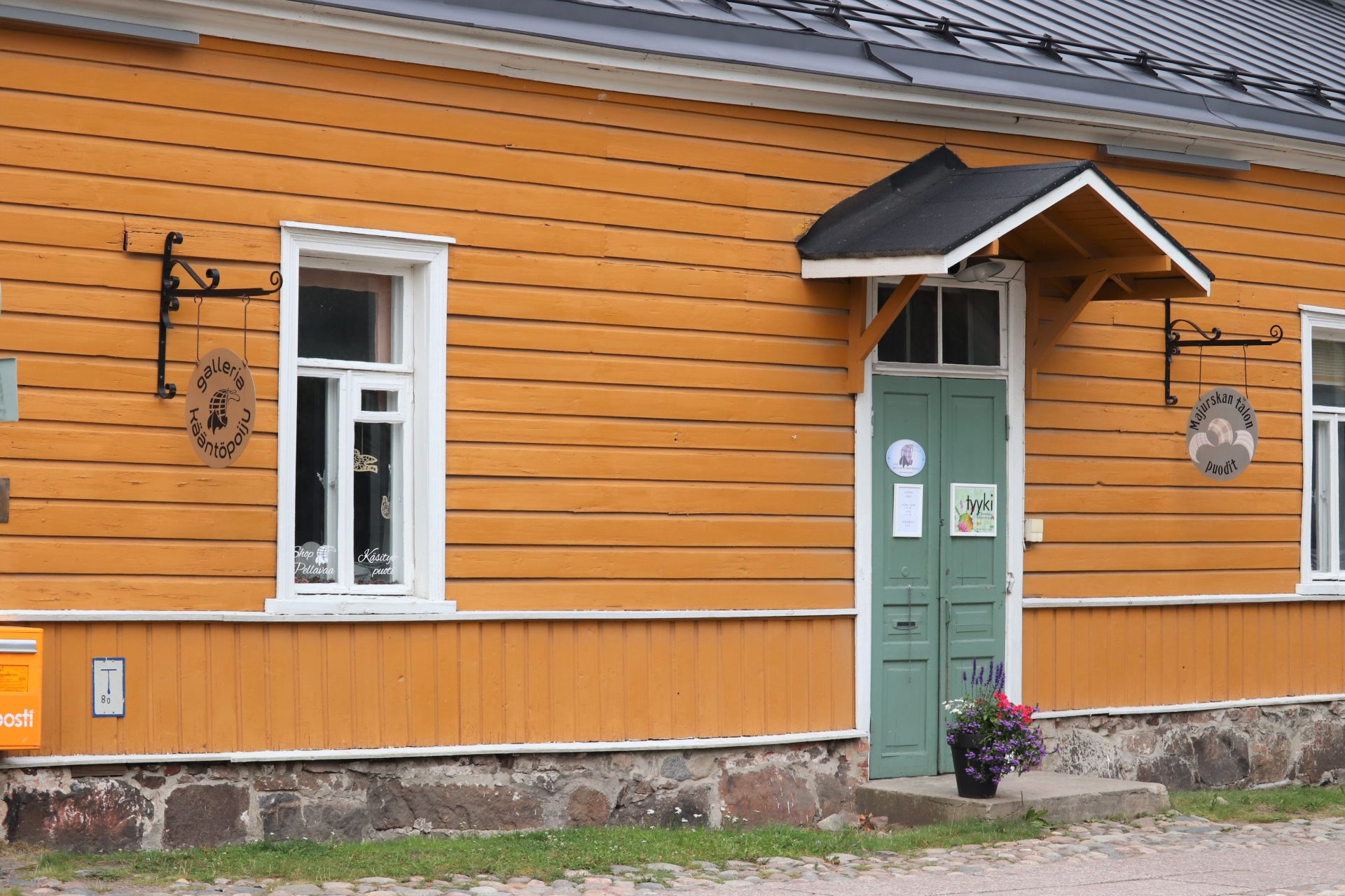 Lappeenranta linnoitus puutalo