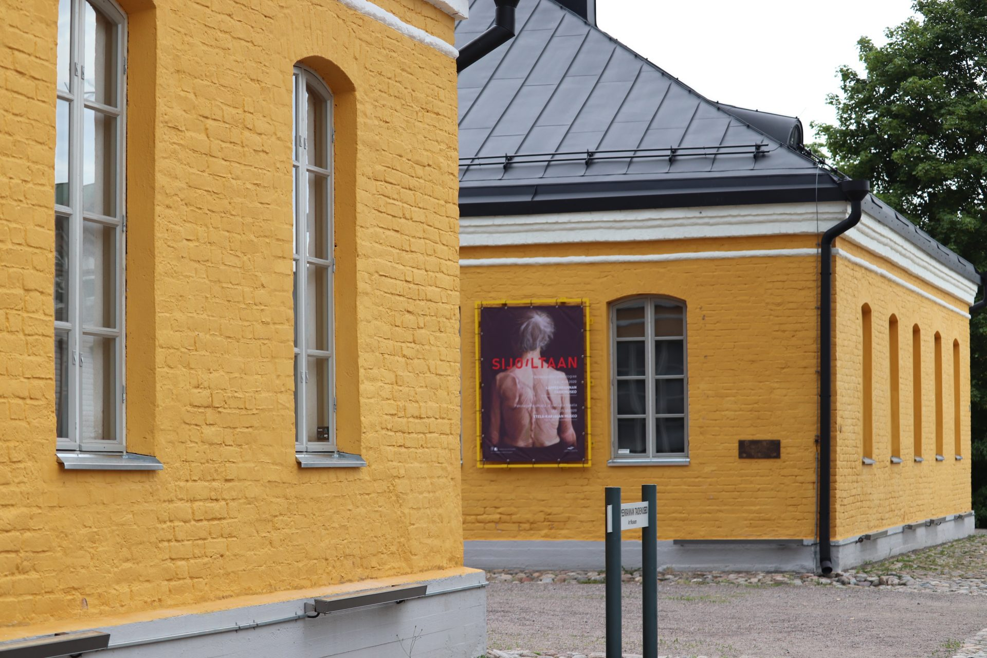Lappeenranta linnoitus museo