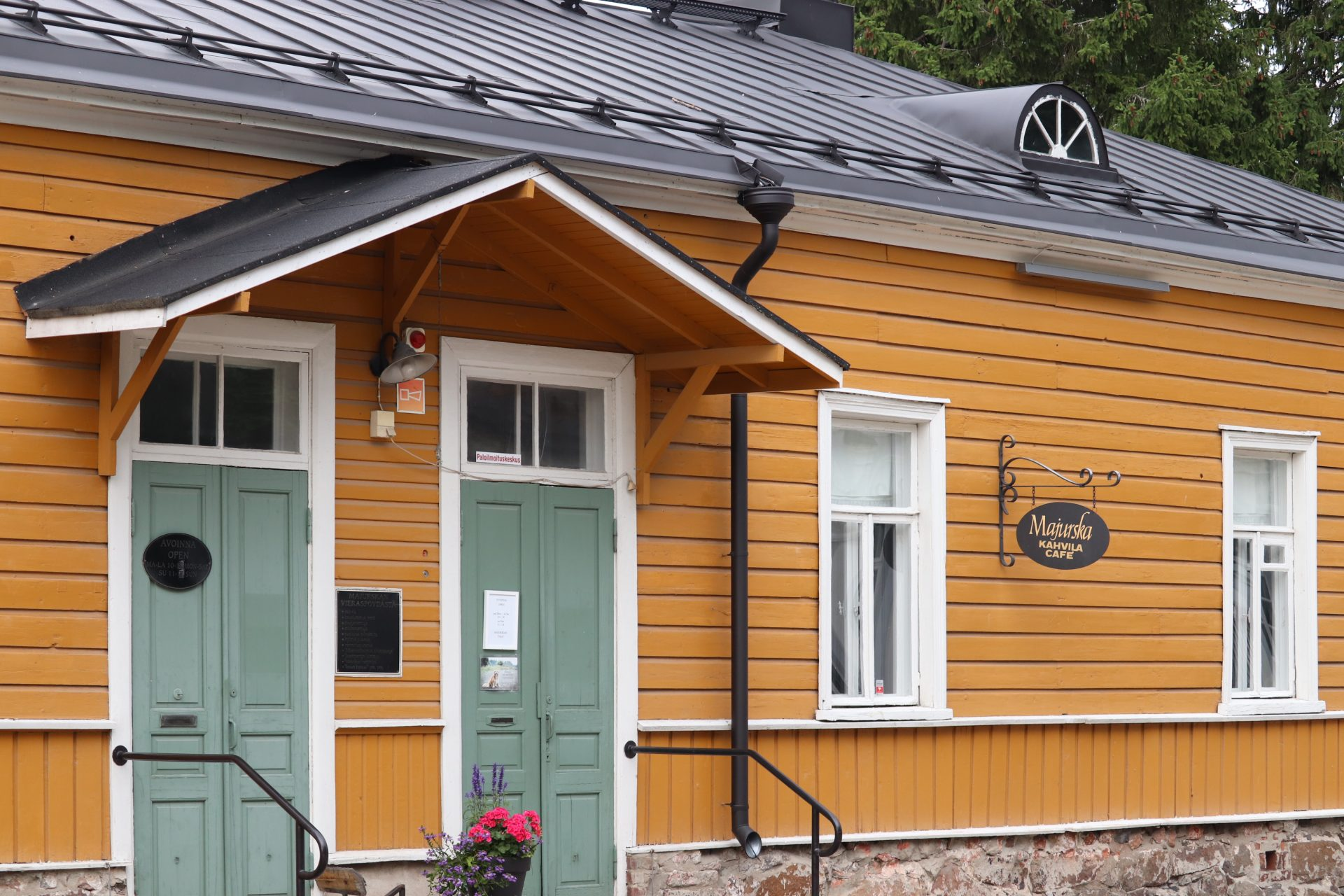 Lappeenranta linnoitus kahvila