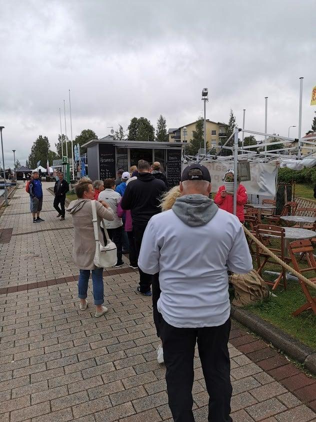 Puumalan satama Ville Haapasalo hatsapuri jono