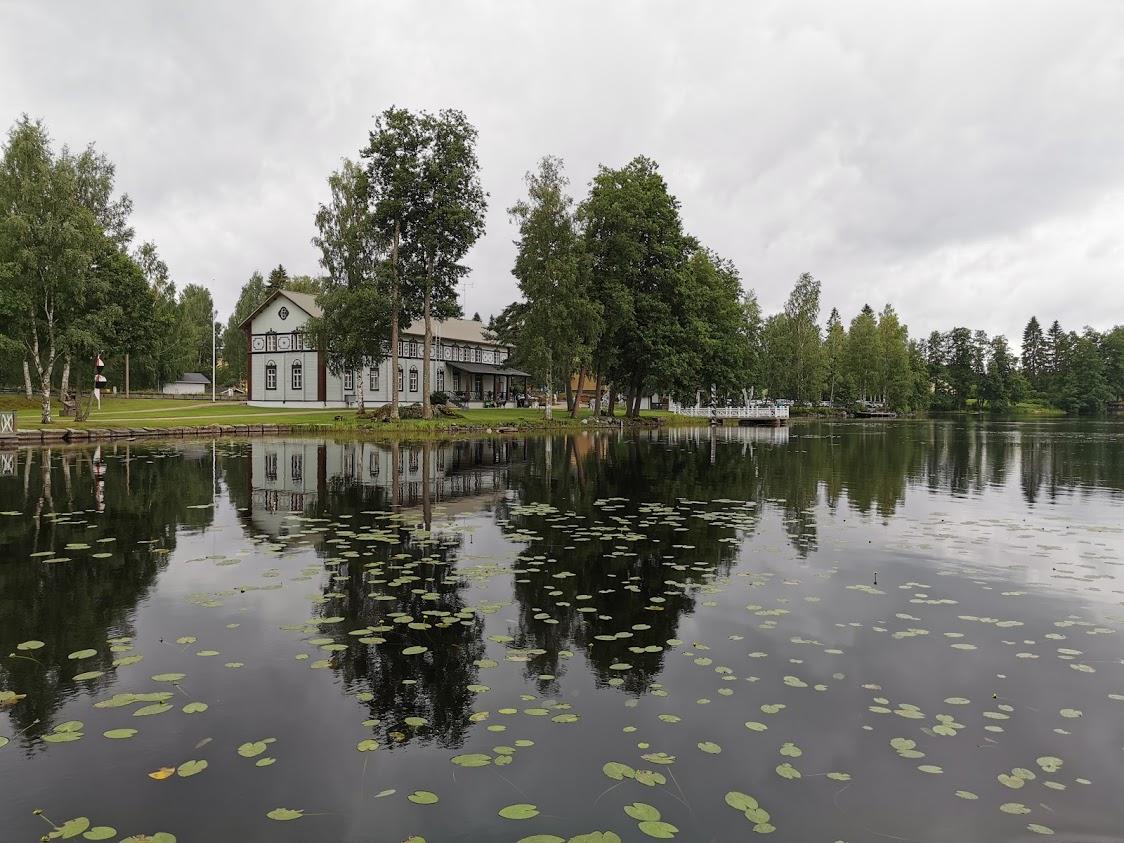 taidekeskus salmela järvi talo