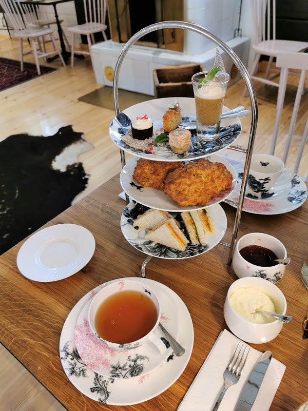 teahouse of wehmais iltapäivätee