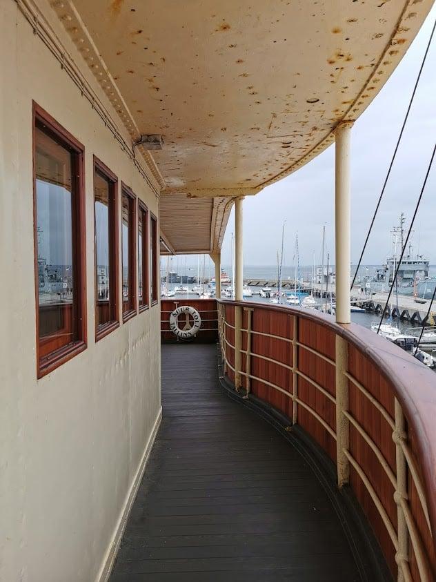 Tallinna merimuseo laiva jäänmurtaja