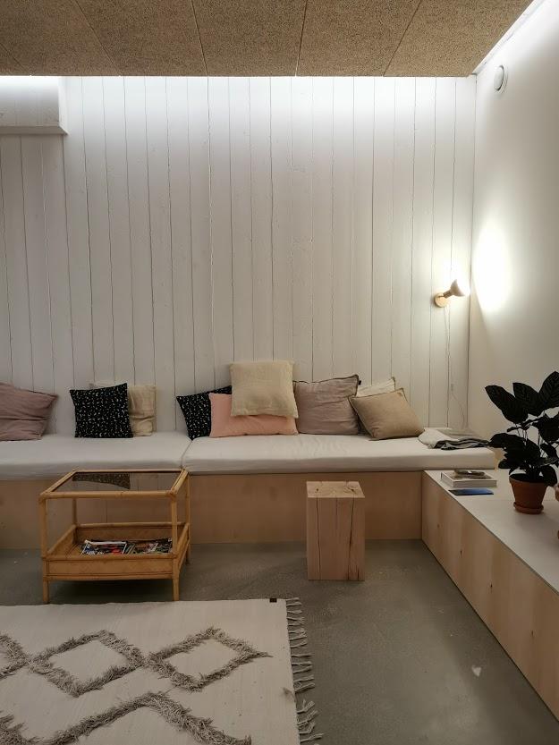 huone sohva