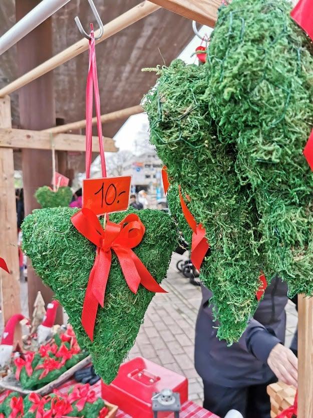 joulu joulumarkkinat joulukoriste Maarianhamina Ahvenanmaa