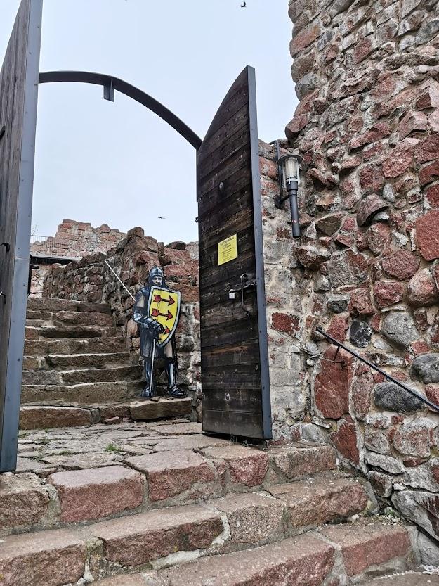 Kastelholma linna Maarianhamina Ahvenanmaa