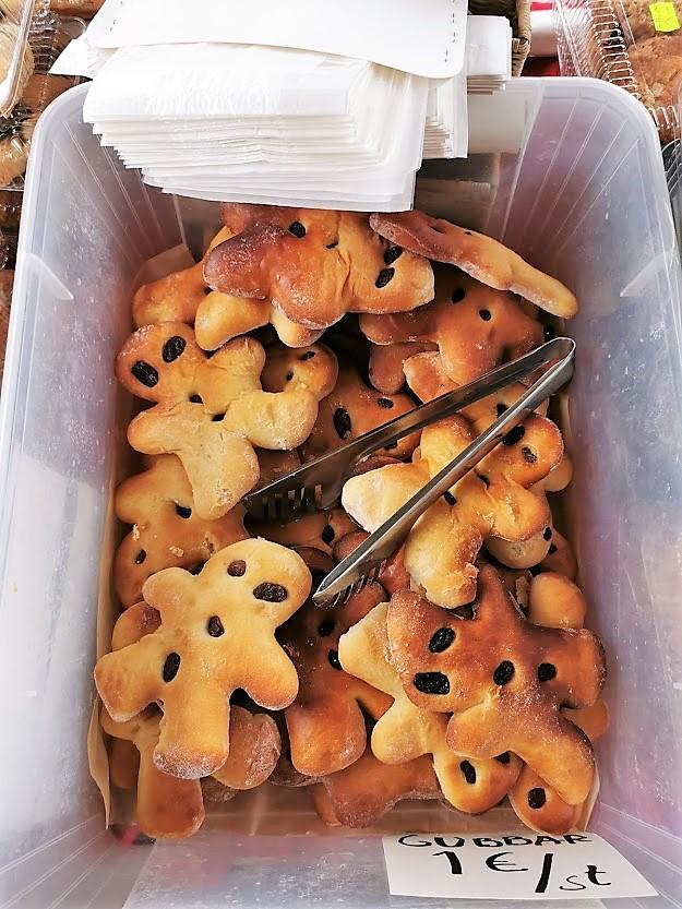 joulu pulla leivonnainen Maarianhamina Ahvenanmaa
