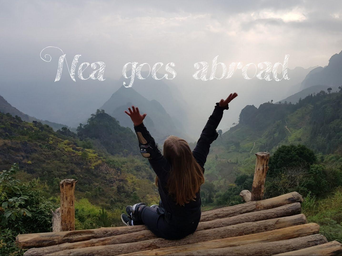 Nea goes abroad