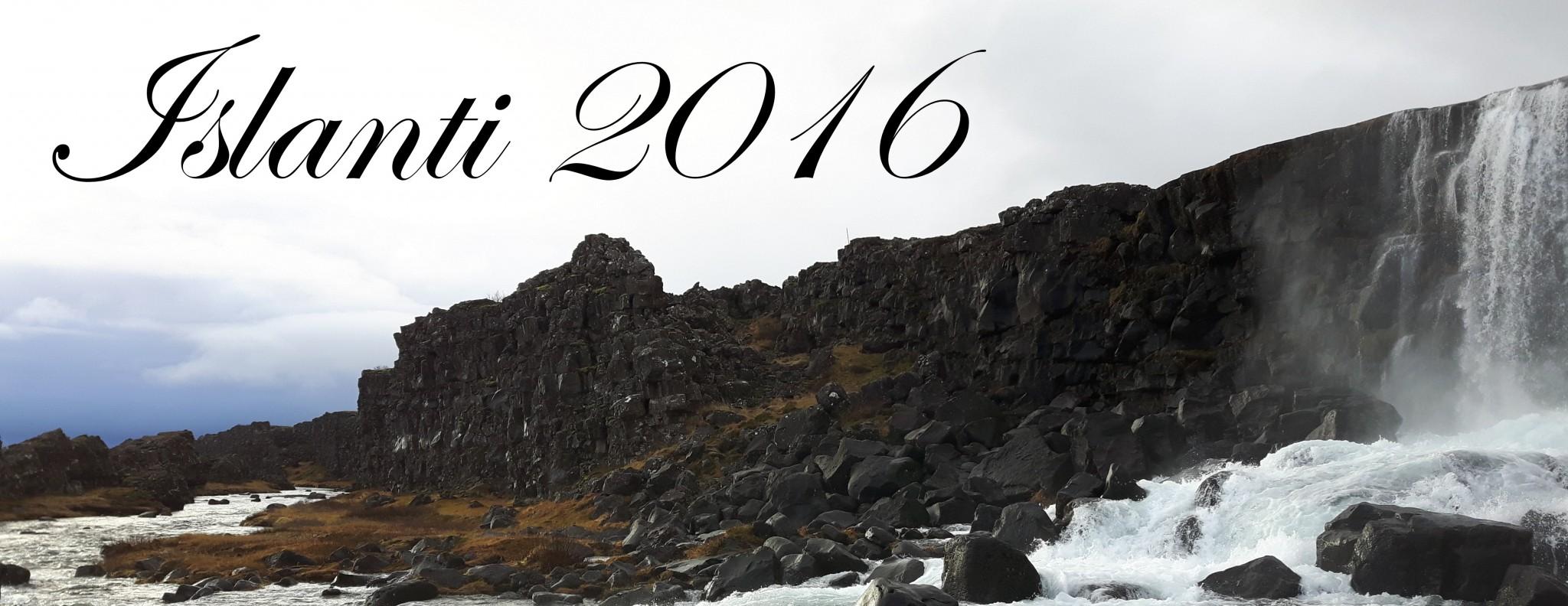 Islanti 2016
