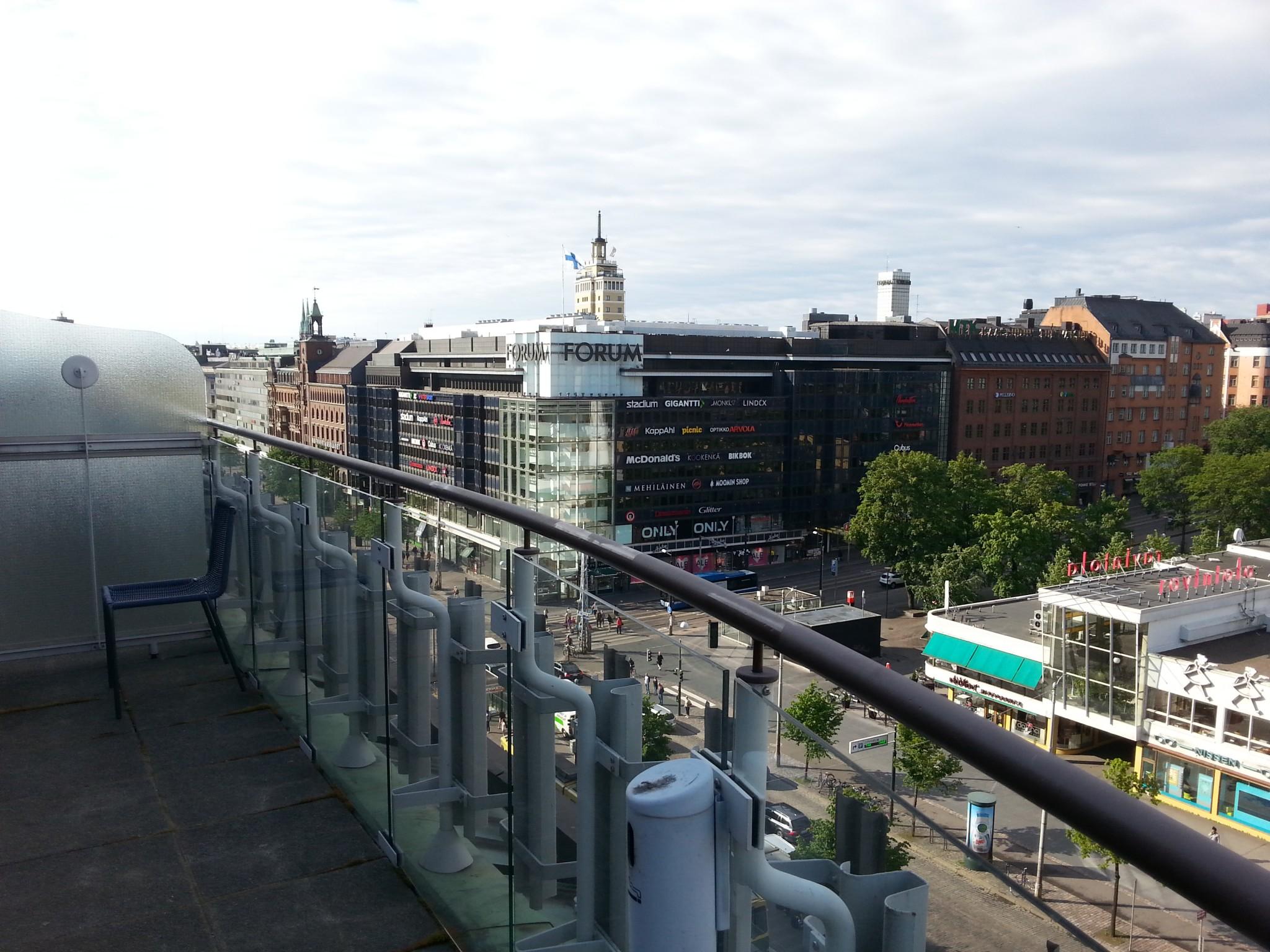 Directions to Original Sokos Hotel Vaakuna (Helsinki) with public transportation