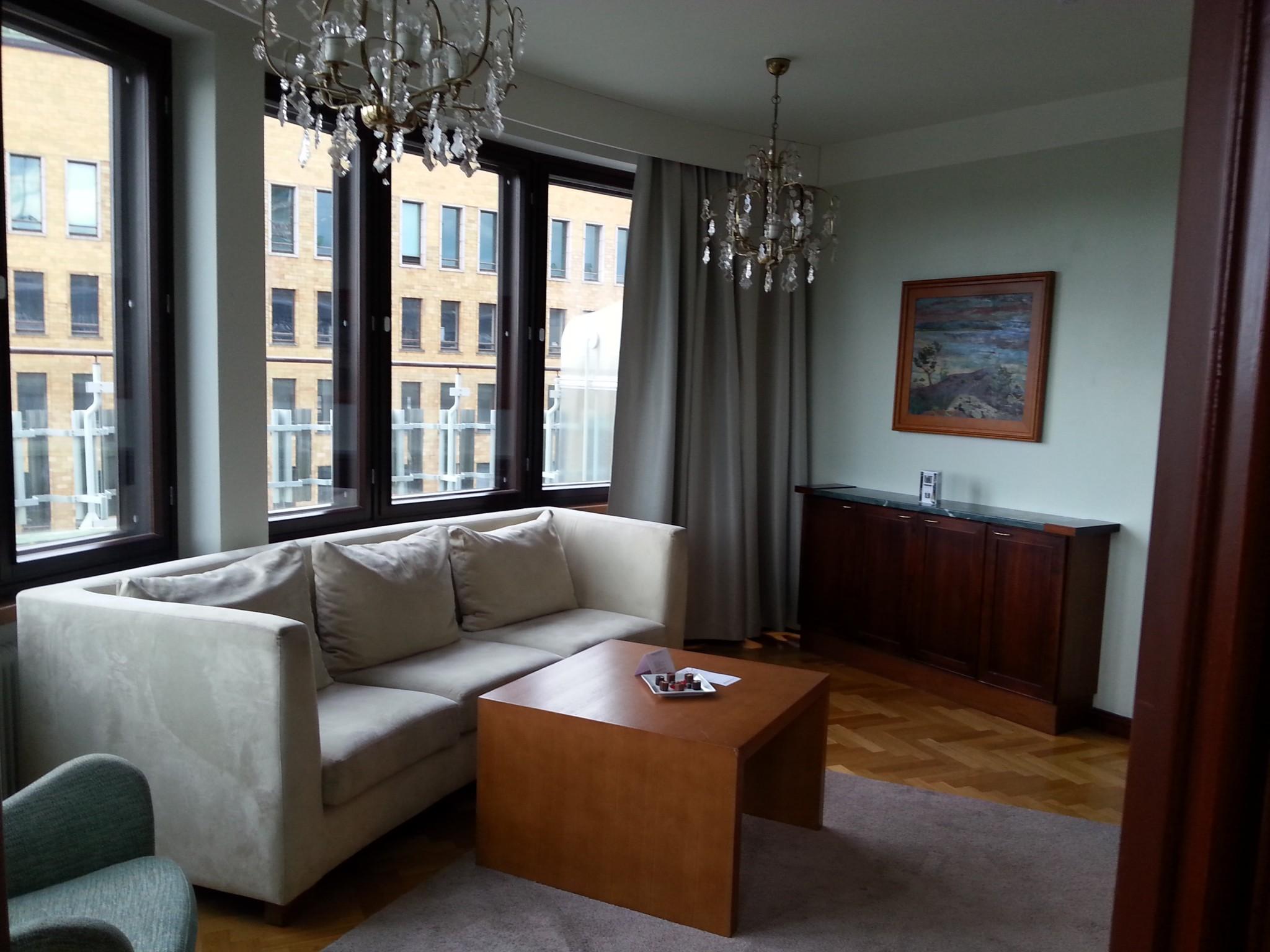 Sviitti Kattojen Yll Original Sokos Hotel Vaakuna