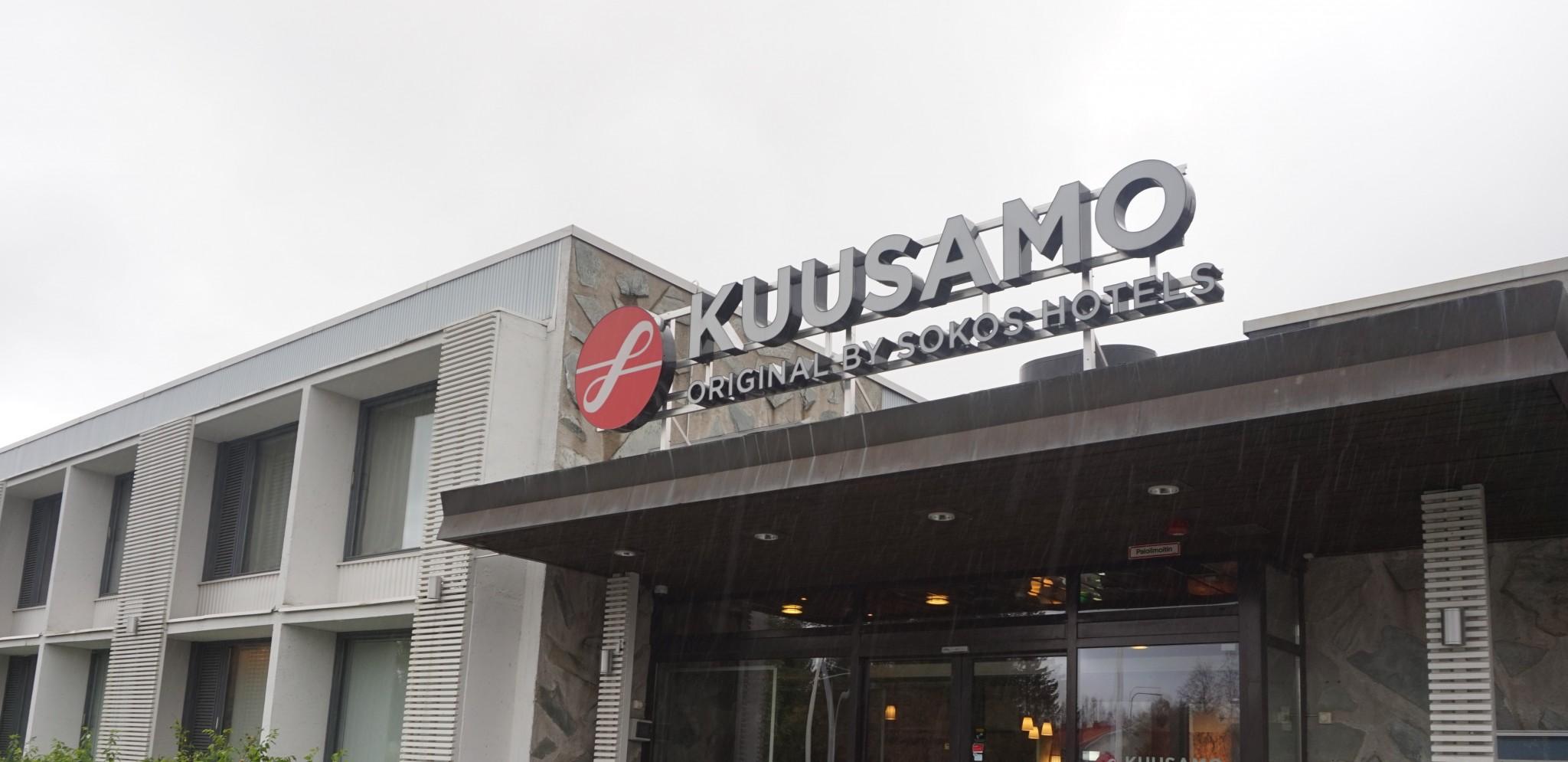 Sokos Hotelli Kuusamo