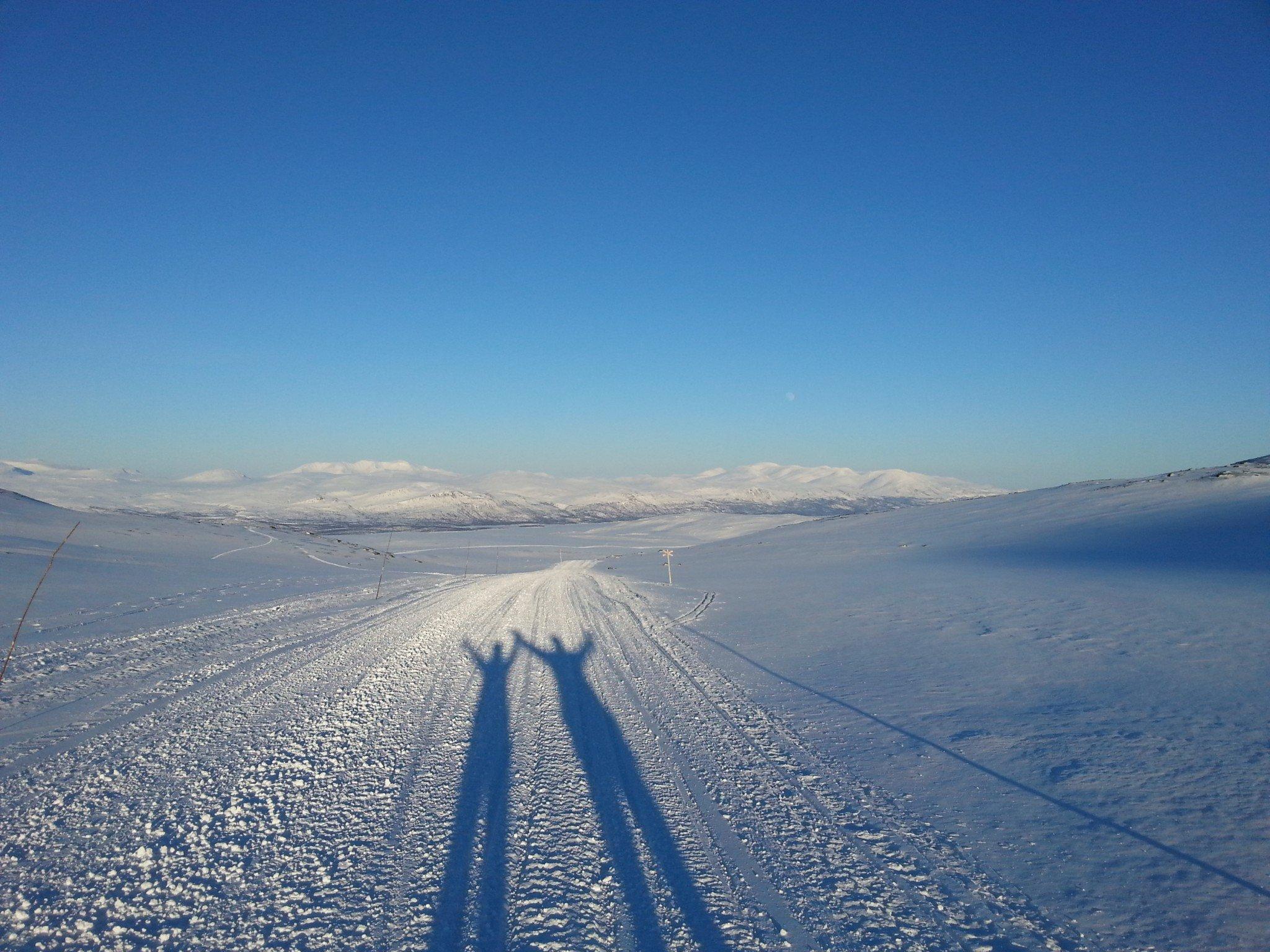 Björkliden to Låktatjåkko (148)