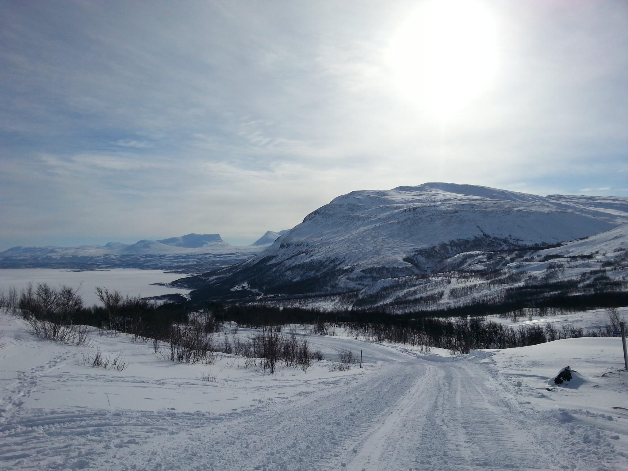 Björkliden to Låktatjåkko (16)