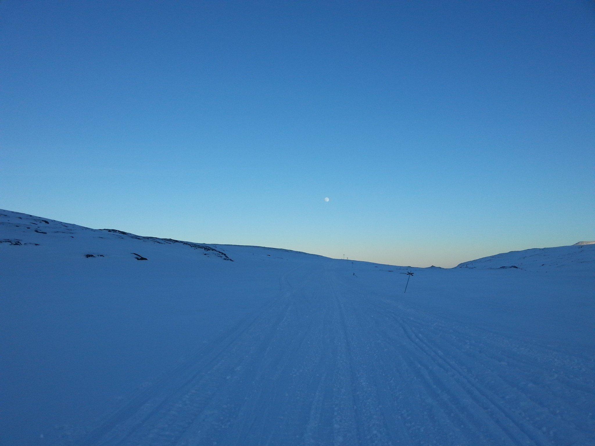 Björkliden to Låktatjåkko (176)