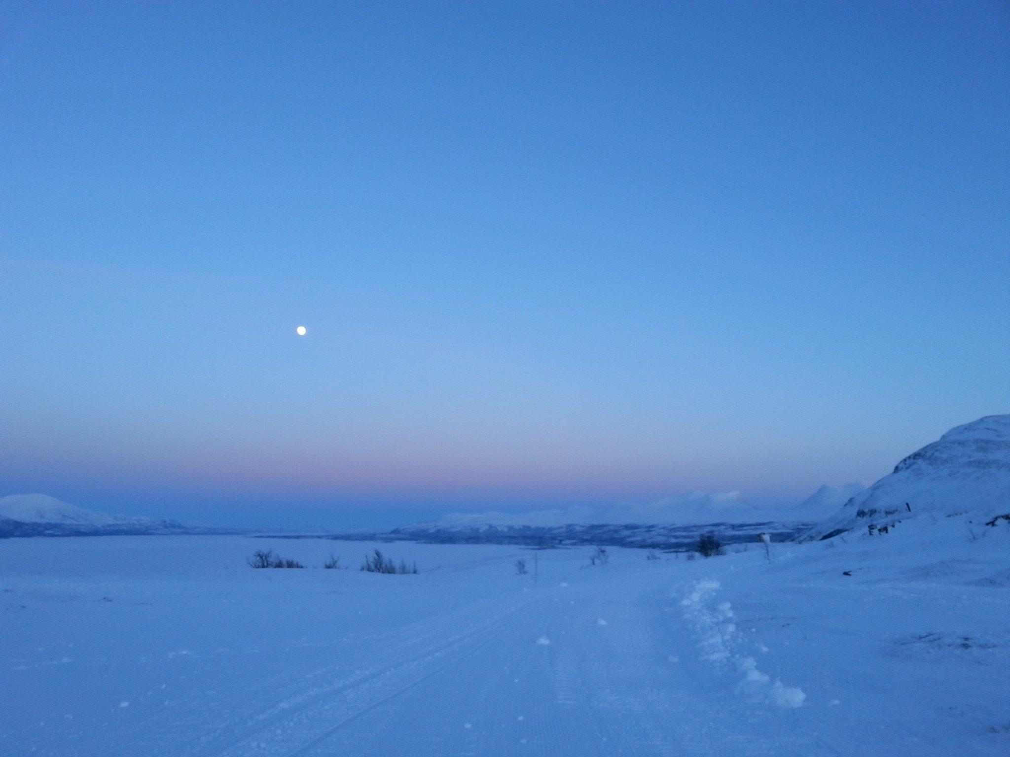 Björkliden to Låktatjåkko (212)