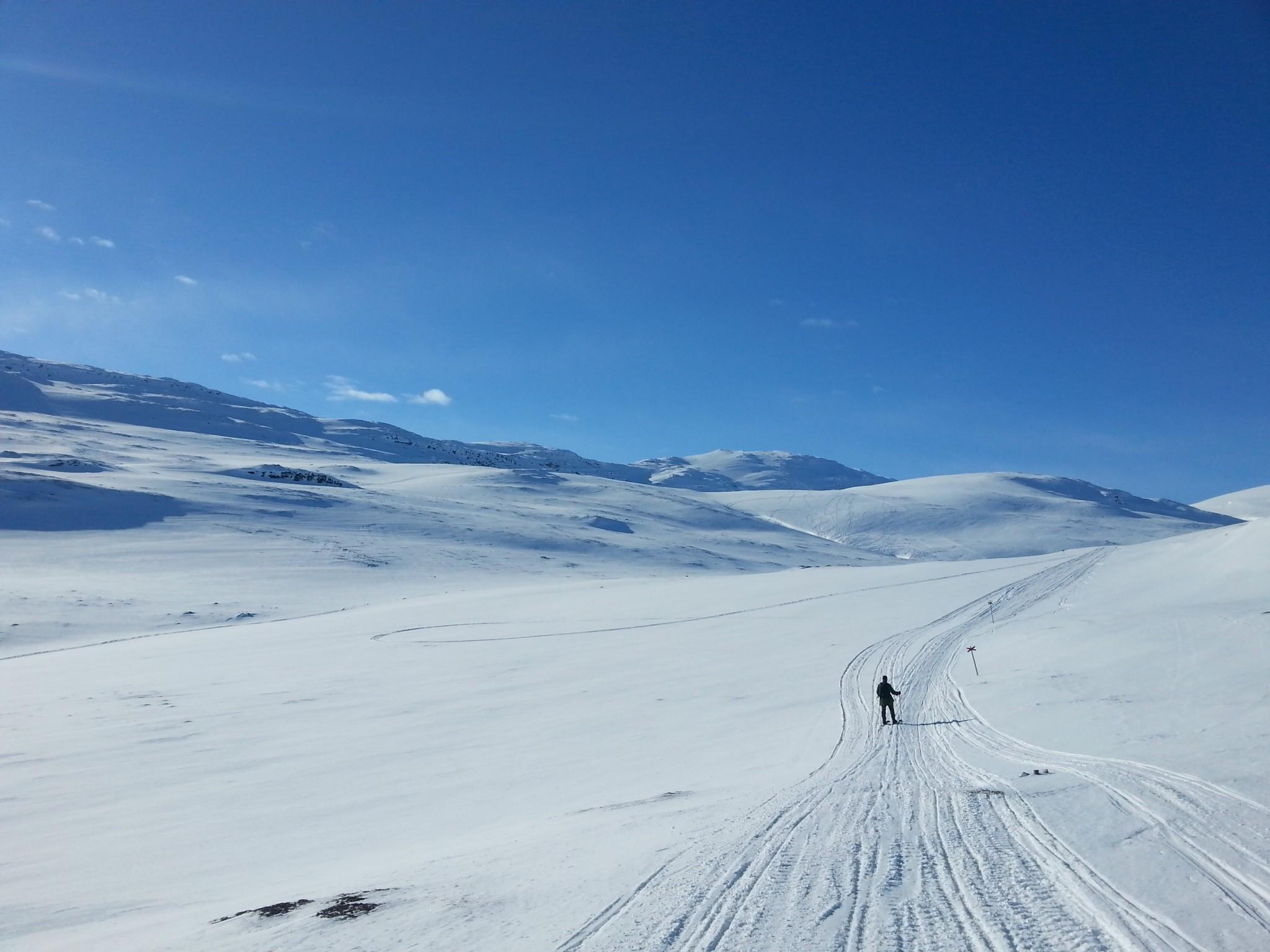 Björkliden to Låktatjåkko (48)