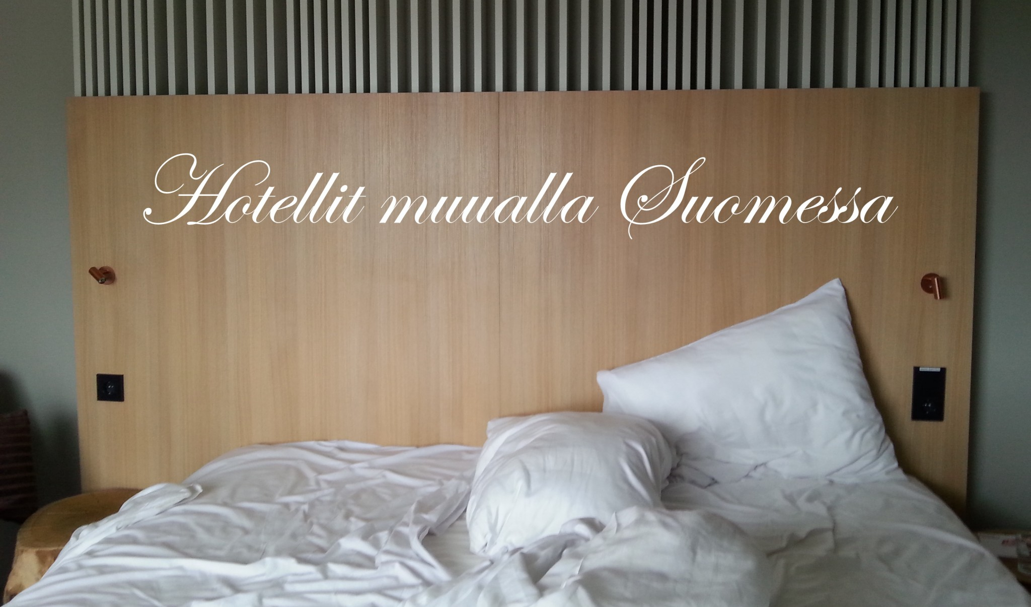hotellit lontoo Kuusamo