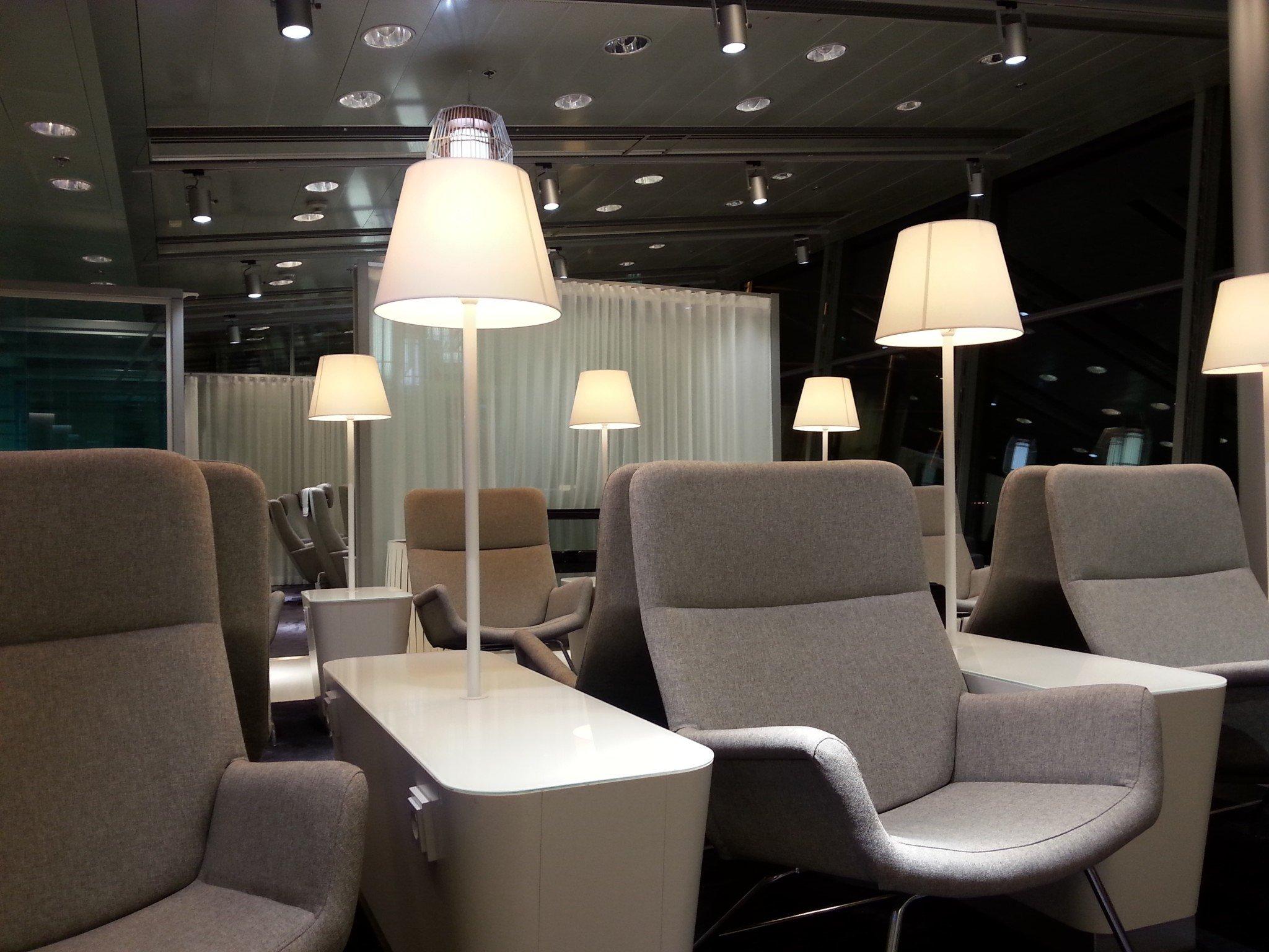 Finnair Lounge HEL (11)