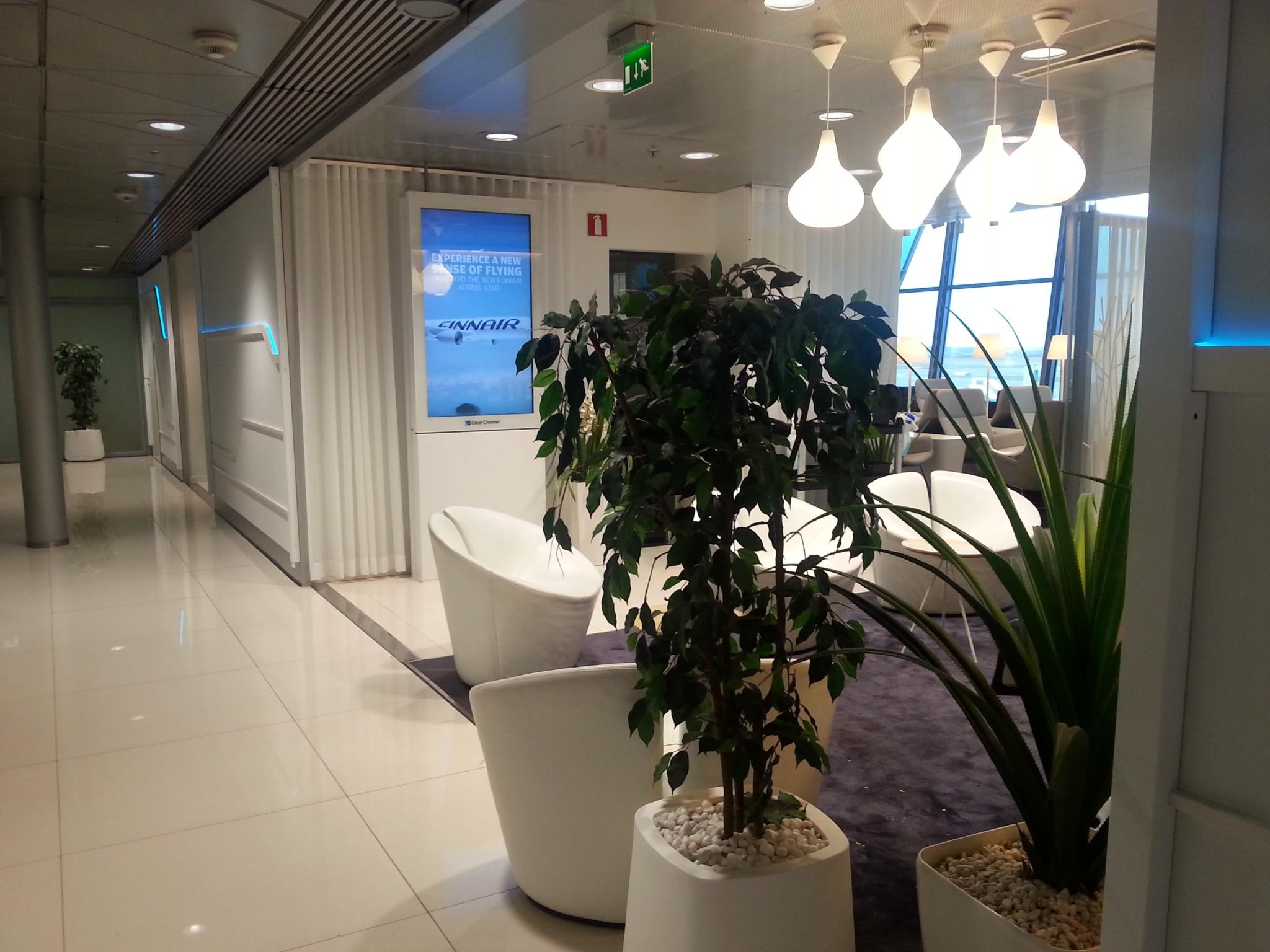 Finnair Lounge HEL (20)