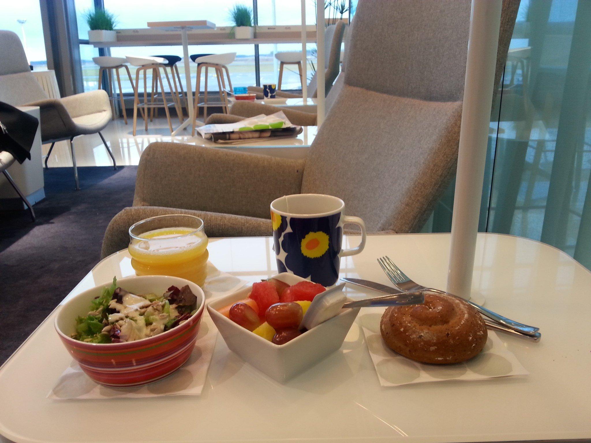 Finnair Lounge HEL (3)