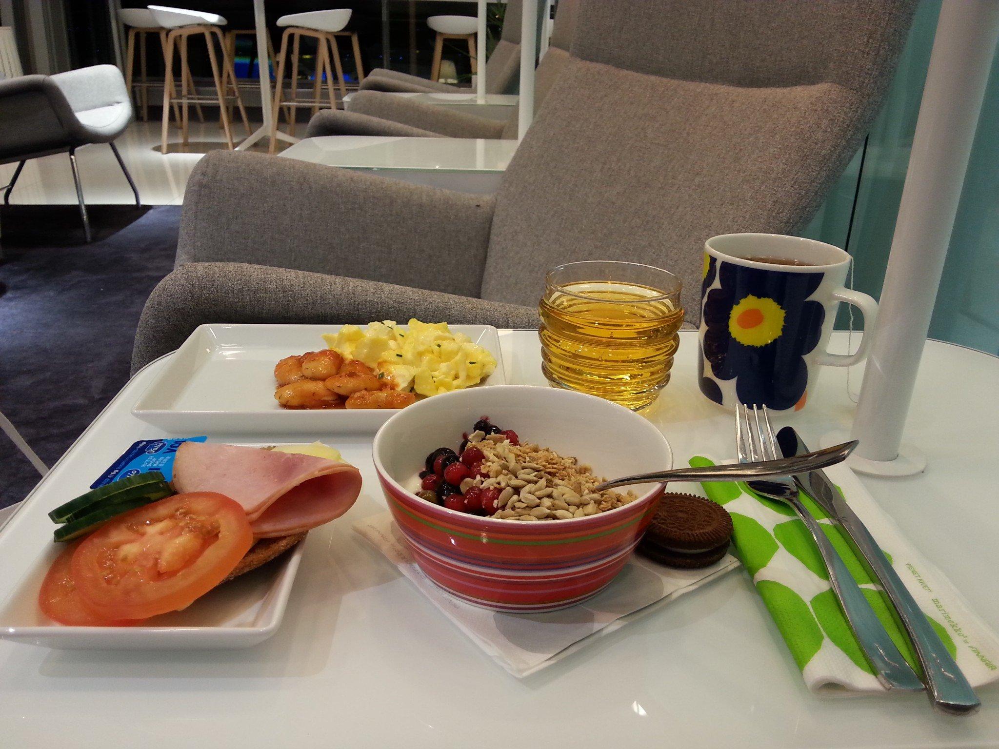 Finnair Lounge HEL (4)