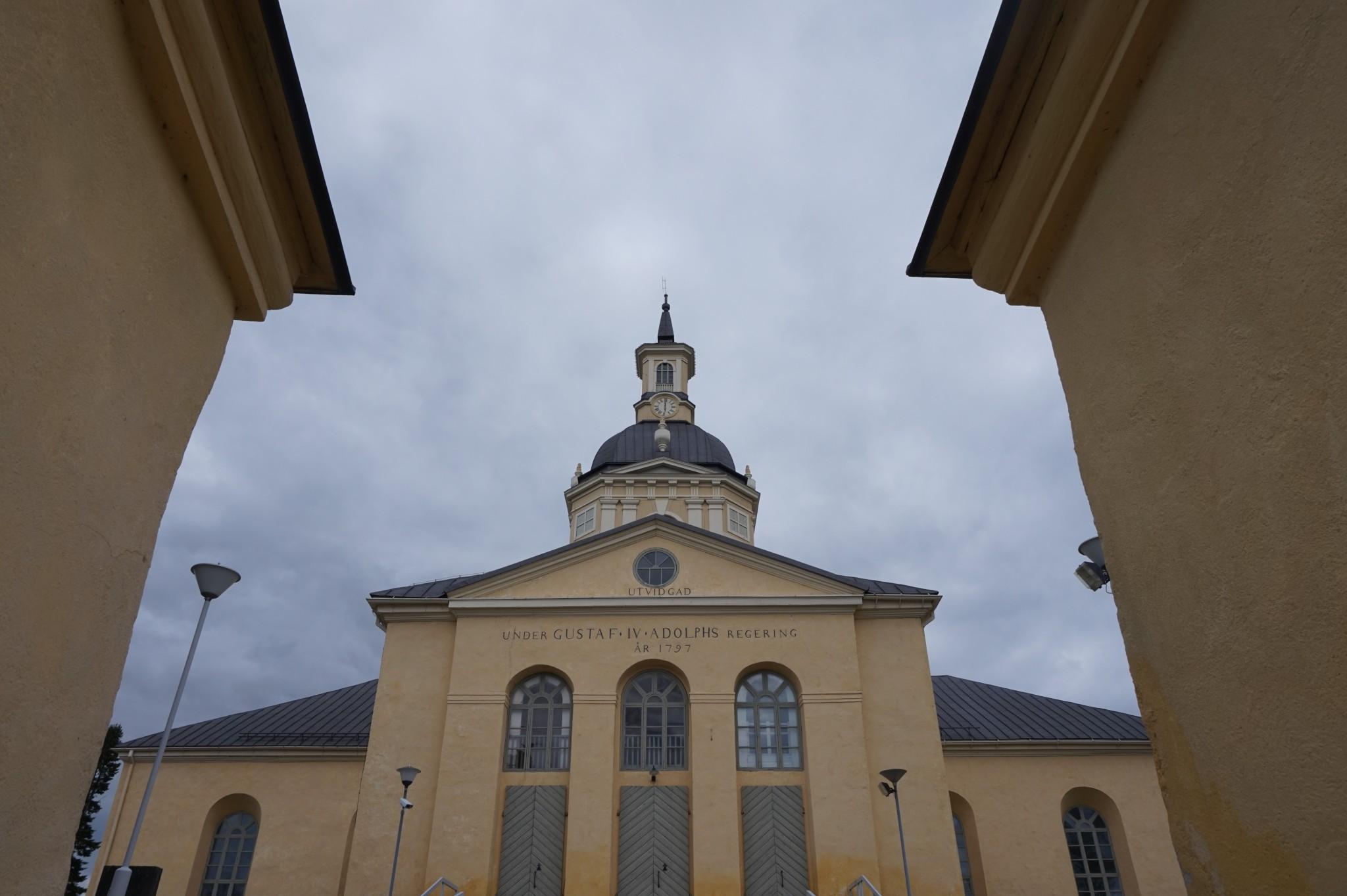 Struven ketju Tornea Alatornion kirkko (4)