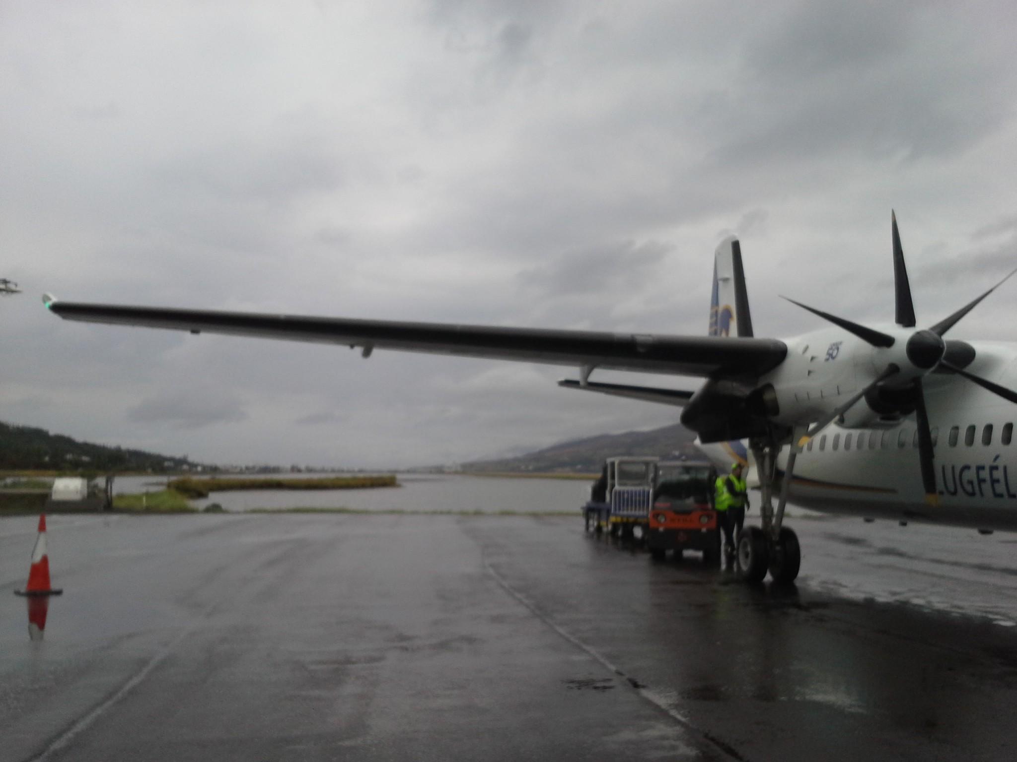 Tämmöisillä pärpättimillä lenneltiin kotimaan lentoja