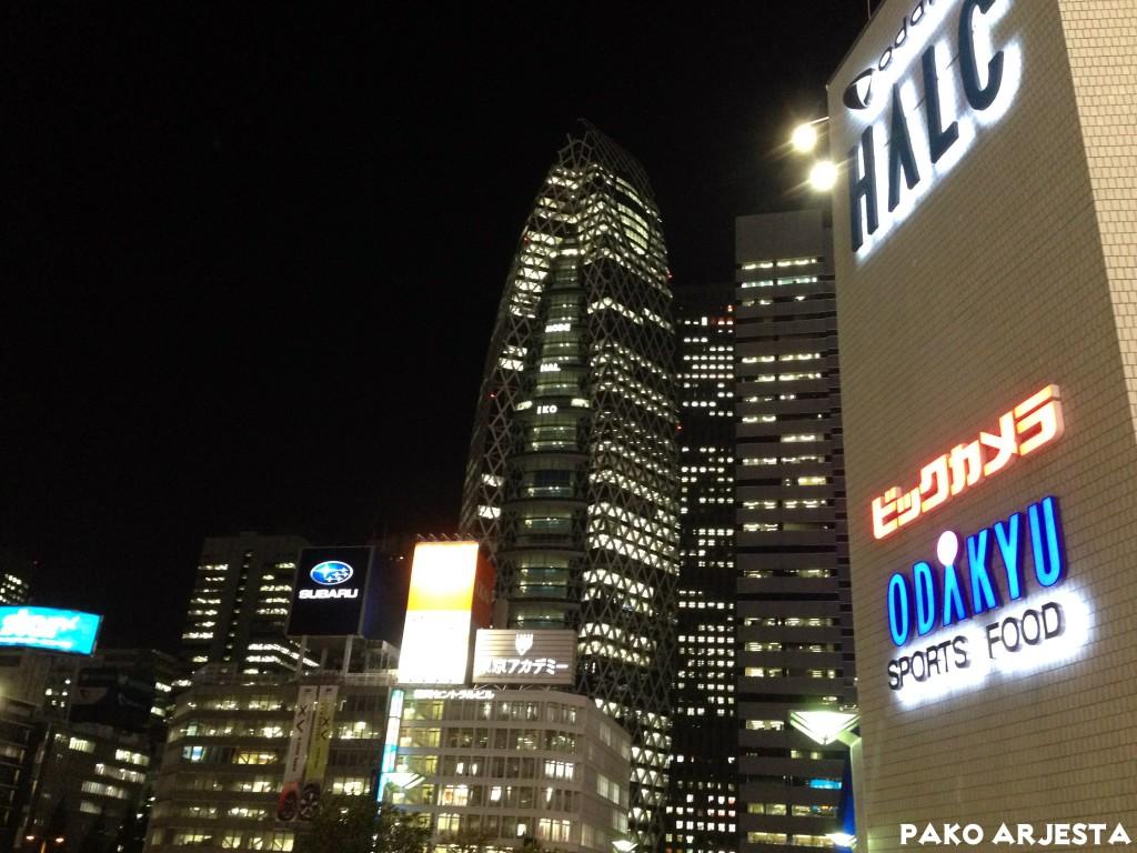Shinjukun valoloistetta