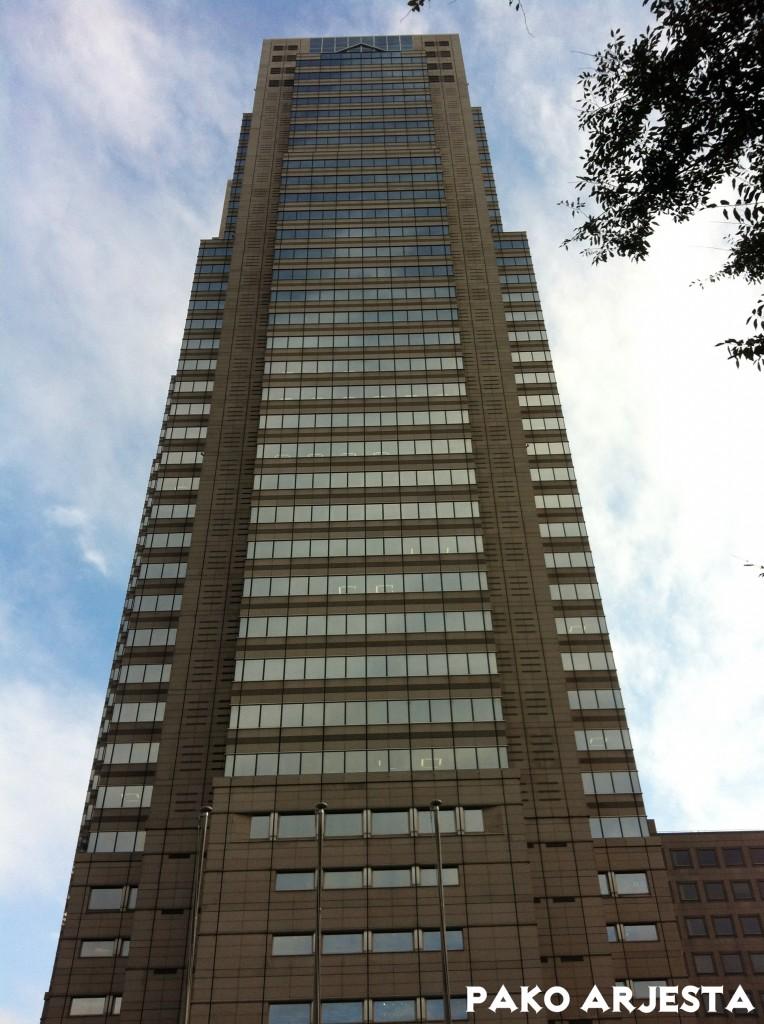 Shinjuku Park Hyatt 2